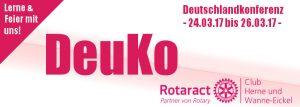 29. Rotaract Deutschlandkonferenz (DeuKo) @ Witten | Nordrhein-Westfalen | Deutschland
